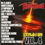 Rock Hard Explosion Vol.4 (Compilation 2012 – Rock Hard)